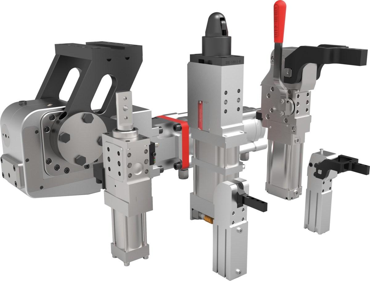 Destaco Kraftspanner Flohr Industrietechnik